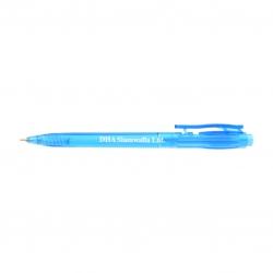 ตัวอย่างงานสกรีนบนปากกา